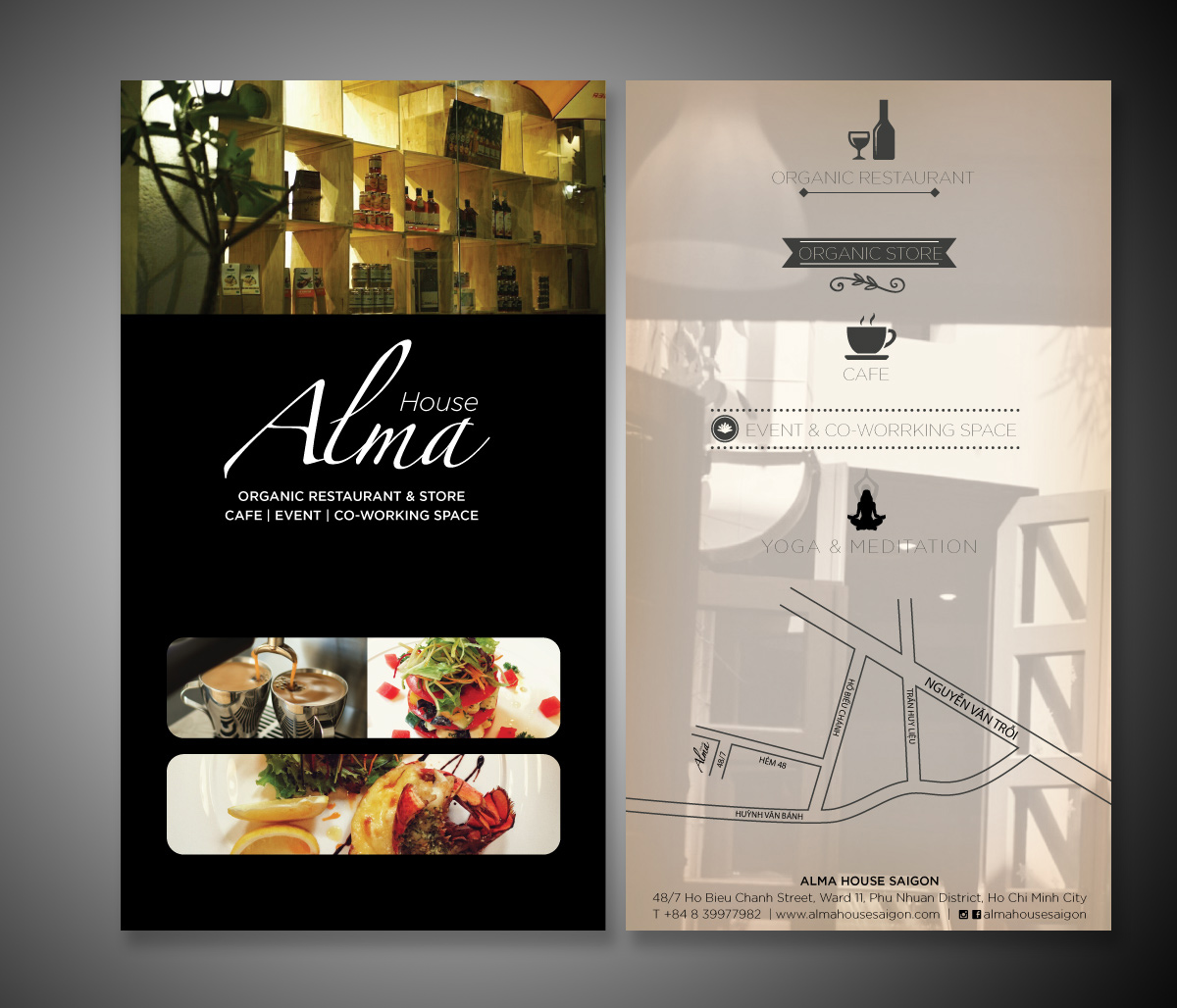Image result for alma house saigon